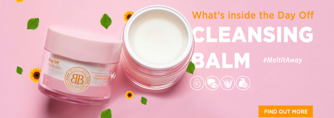What's inside the Day Off Cleansing Balm