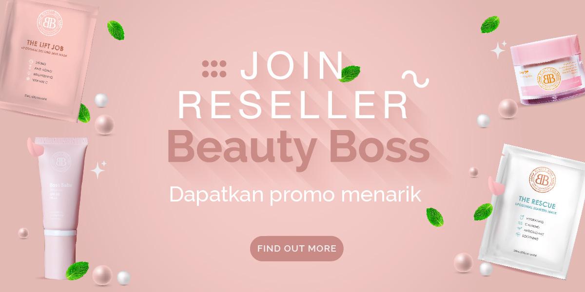 Reseller Beauty Boss