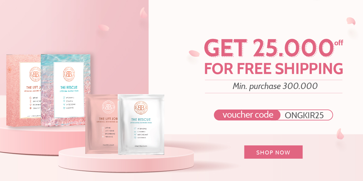 Free Ongkir December Beauty Boss