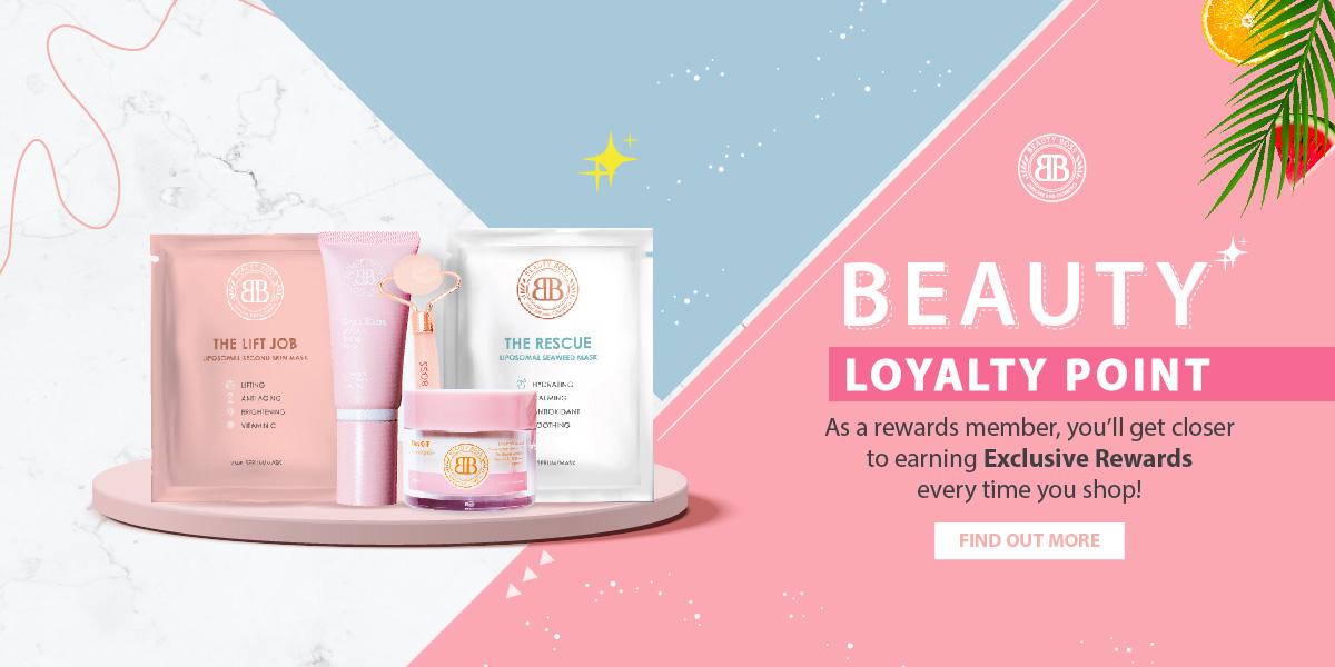 Beauty Loyalty Point dan Beauty Loyalty Club