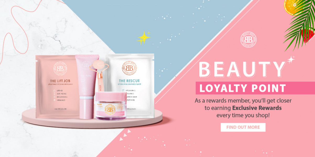 Beauty Loyalty Point dan Beauty Loyalty Club