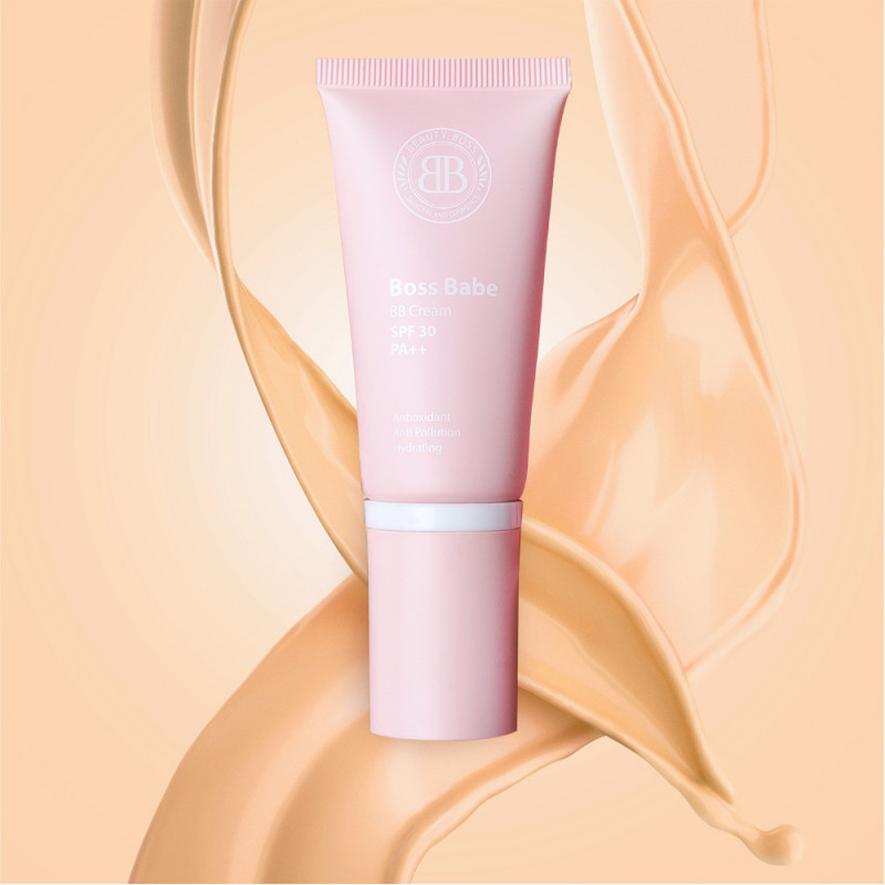 Boss Babe BB Cream - Honey