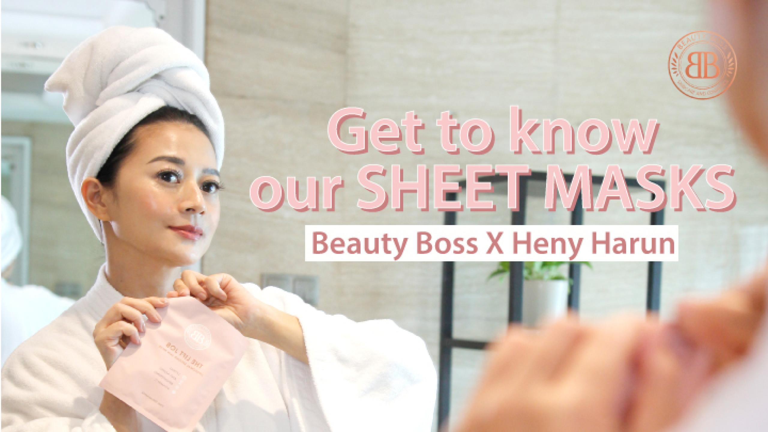 Beautyboss X Heny Harun