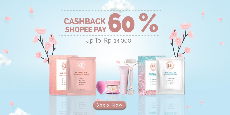 Promo Cashback ShopeePay