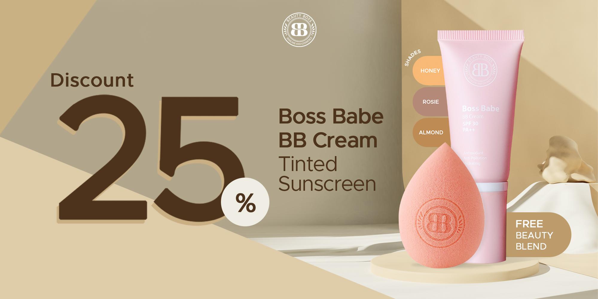 Promo Tinted Sunscreen