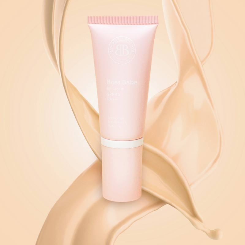 Boss Babe BB Cream - Almond
